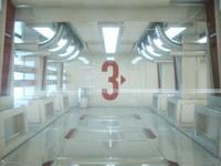 Everyday render #315 / Mandatory Space Corridor