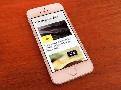 Vox Next-clicks vox journalism yellow branding search gif logo homepage instant