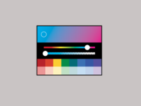 Little color picker