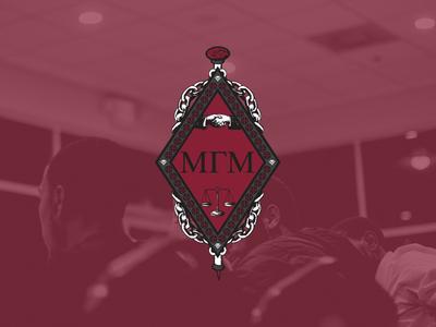 Mu Gamma Mu Crest