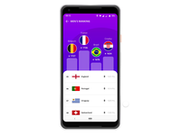 Daily UI Challenge 019 - Leaderboard