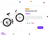 Daily UI Challenge 033 - Customize Product