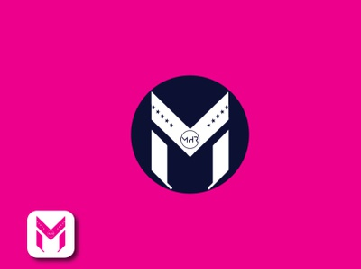Letter M Logo Design motion graphics 3d animation ui design illustration flat logo graphic design branding
