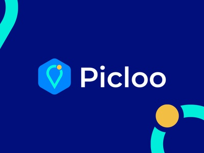 Picloo | Branding professional logofolio simple abstract logo logos company logo business logo photography photo icon creative logo brand design modern logo logo concept logo branding brand