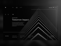 Corporate Website Concept