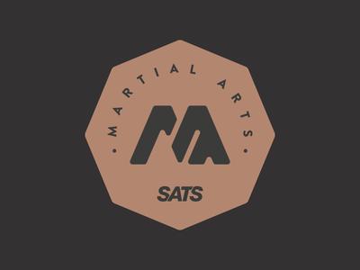 MMA badge