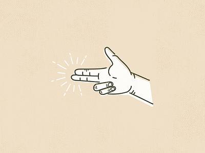 Pew Pew skeet skeet bang bang gun finger gun illustrator illustration vector