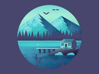 The Fishing Cabin