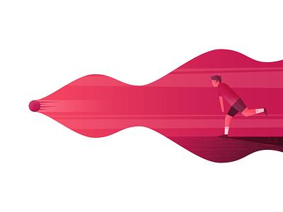 Dodgeball dodgeball illustrator illustration vector