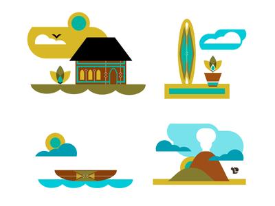Aloha Icons
