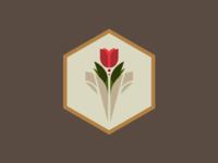 Floral Vignette 7