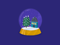 Snow globe ❄️