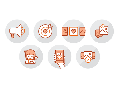 Onboarding 1.1 phldesign iconography curalate ui illustration icons