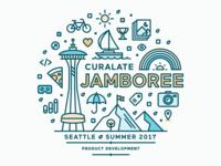 Curalate Jamboree \\ Seattle