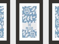 """Family Tree"" Papercuts"