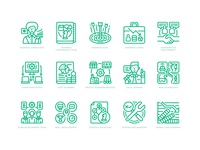 Business Continuity Plan icons planning business continuity plan icon design icons icon business