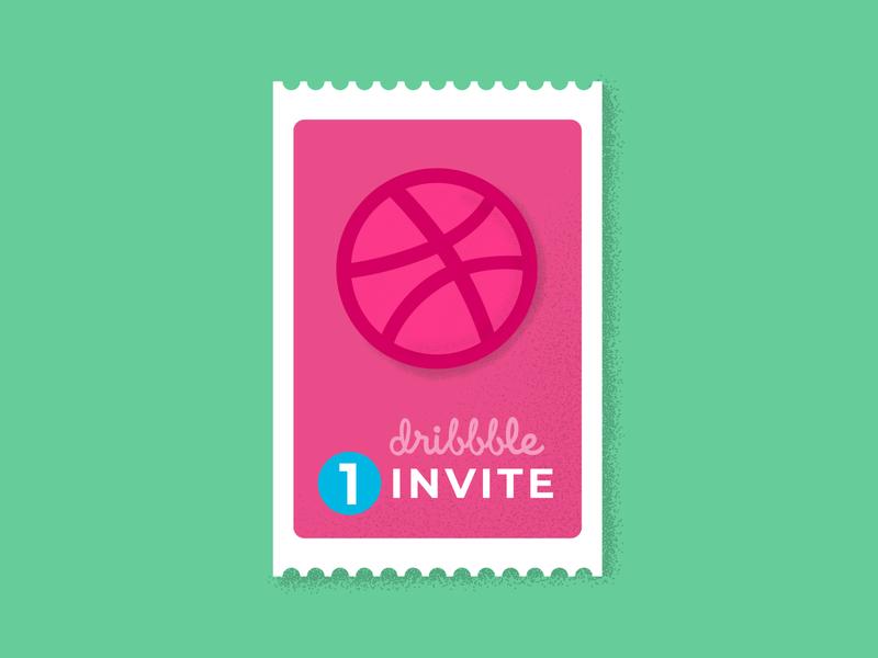 Dribbble Invite invite dribbble invite