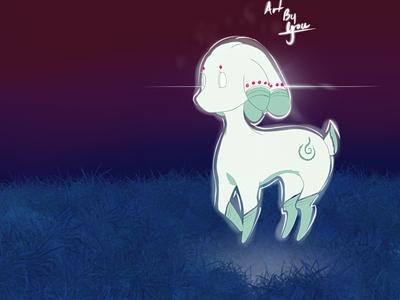Salamandeer digital art animation illustration