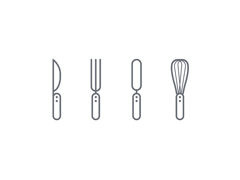 Kitchen utensils icons icon icons kitchen picto pictogram vector icondesign inconography graphic design flat flatdesign