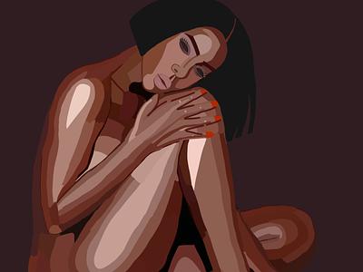 Project   Drawing 14449885874503851138 digital drawing digital illustration design fashion illustration fashion design illustration