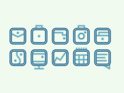 Icon design branding design web vector illustrator icon app