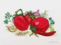 Tomatoes Mtsnili