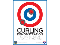 St. Louis Curling Club Poster