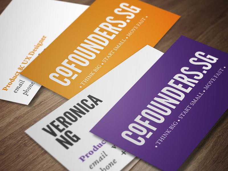 CFSG Business Card Mockup mockup business card branding namecards