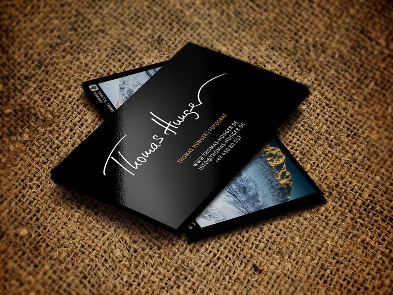 Namecards for Thomas photography thomas hunger business card namecards moo business cards