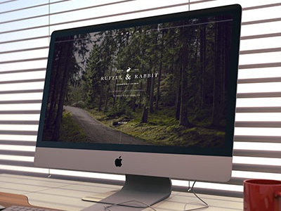 Rabbit - Responsive Coming Soon construction under themeforest launching home fullscreen soon coming