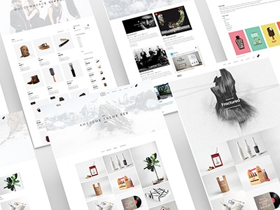 Rex - Minimal WordPress Portfolio Theme