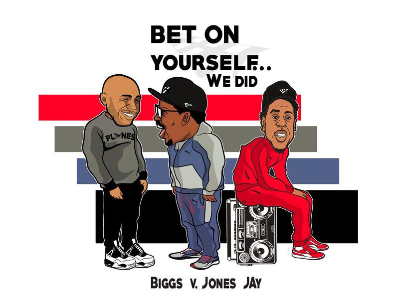 Bet On Yourself design hiphop rap puma