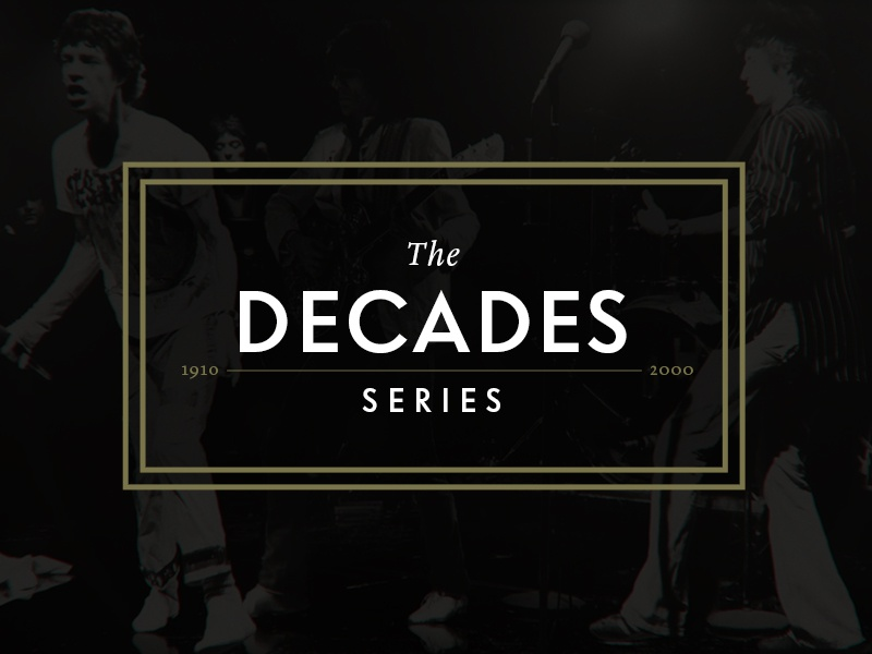 Vanity Fair - The Decades Series by Liang Shi on Dribbble