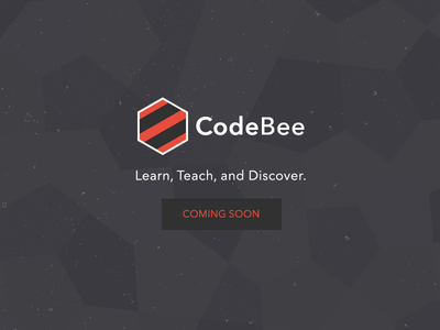 CodeBee Promotional Ad logo simple ad