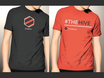 CodeBee Shirts logo branding shirt
