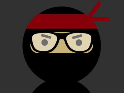 Ninja Mascot ninja mascot illustration