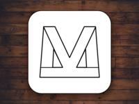 KM Logo Mark Concept