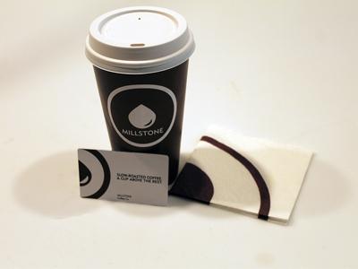 Millstone Coffee Rebrand