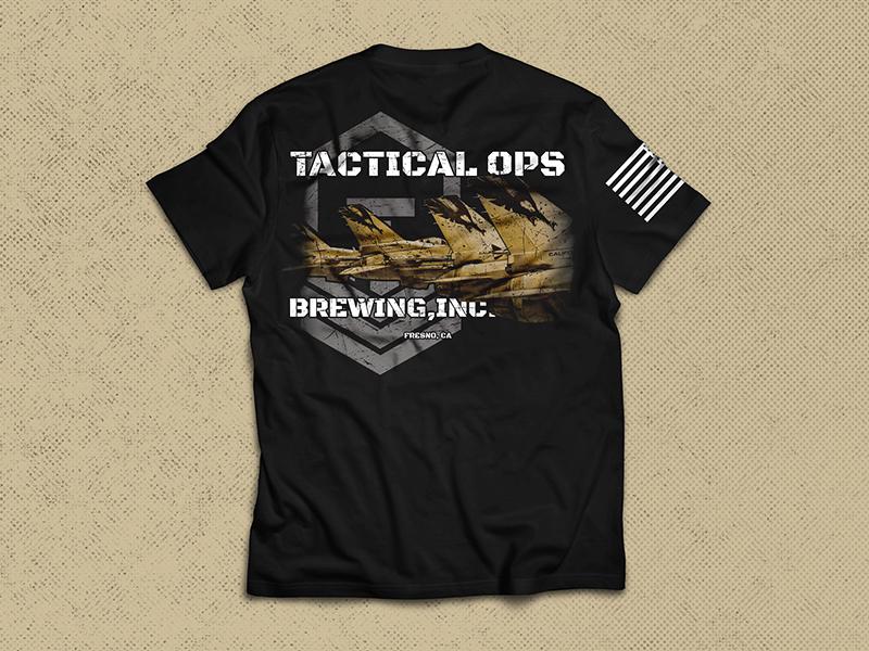 Tactical ops brewey