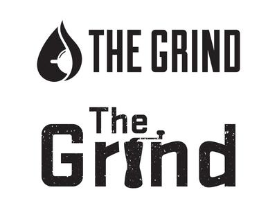 Grind - #ThirtyLogos