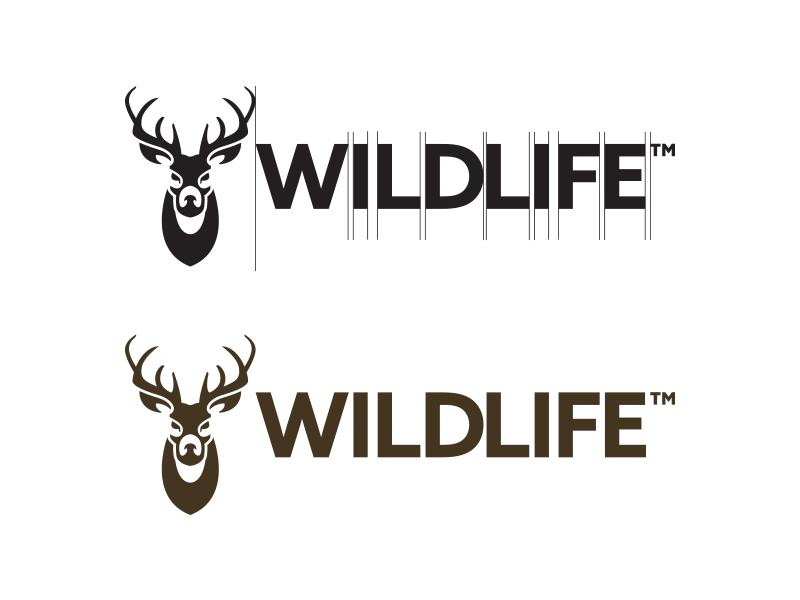 Wildlife  - #ThirtyLogos outdoors deer animal wildlife thirtylogos mark logo grid