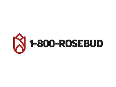 Rosebud  - #ThirtyLogos rose flower thirtylogos mark logo