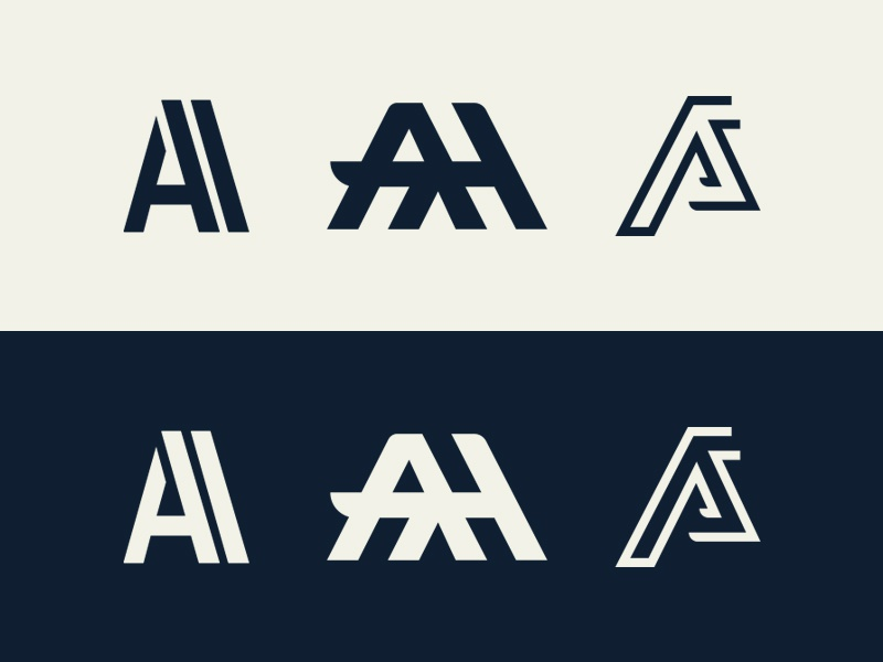Arise Athletics apparel sport athletic aa mark branding logo