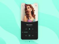 Music Player - Daily UI 009