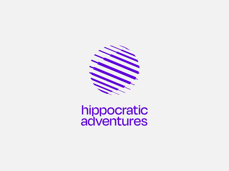 Rejected Concept health health care travel earth circle sphere geometric adventure globe brand design minimal bold simple logo design brand branding logo design