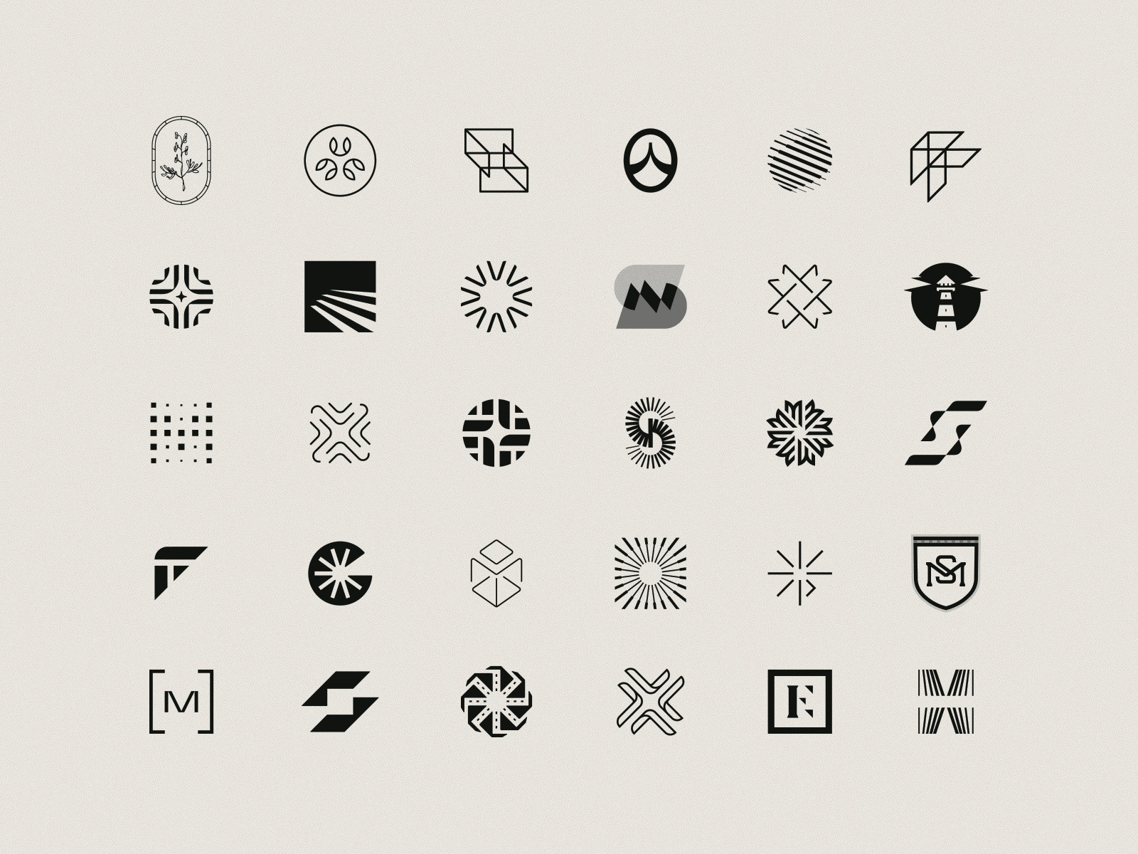 Unused Logos Vol. 2