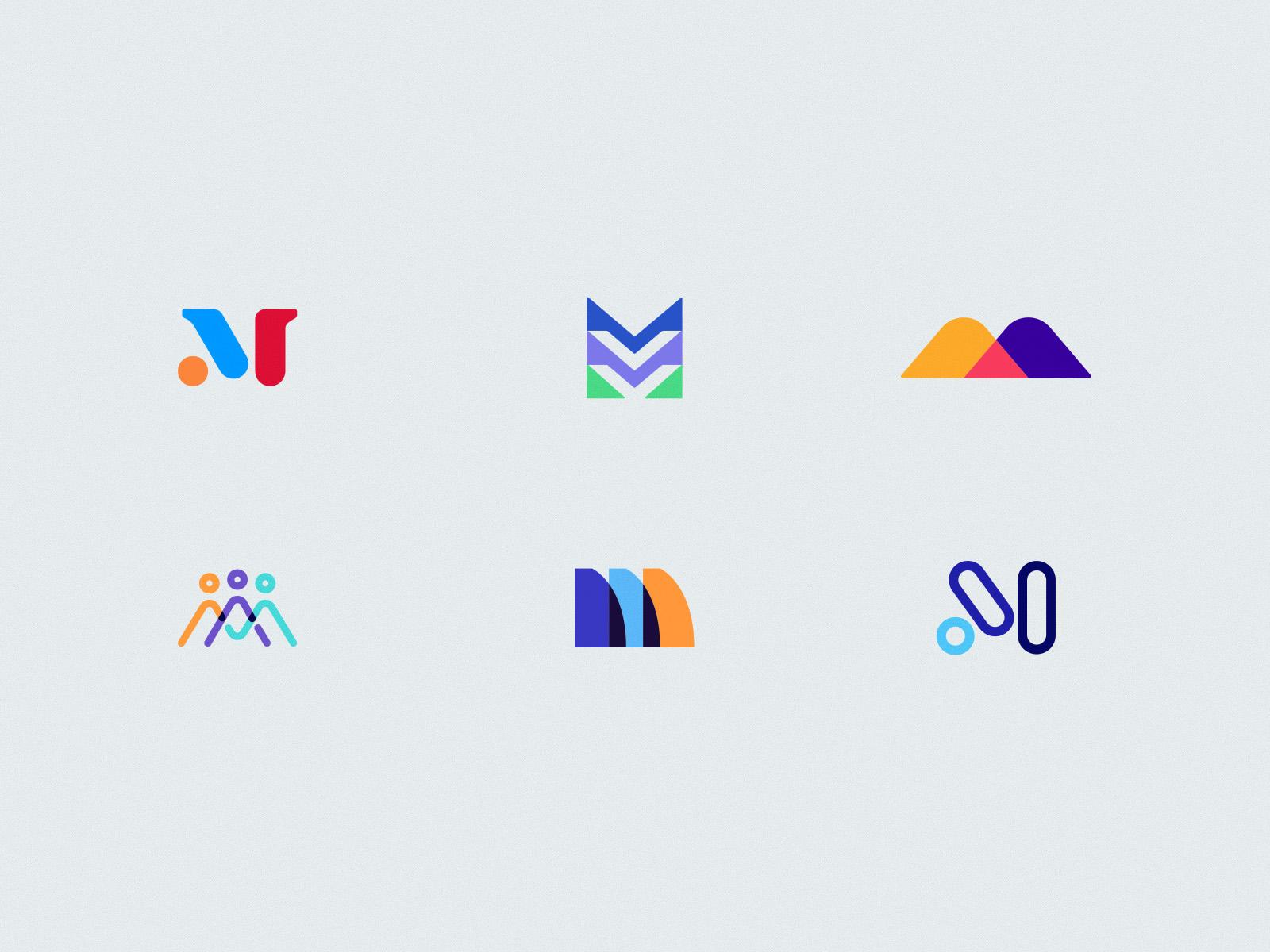 M Logos
