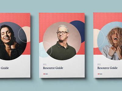 Mili | Brand Identity resource community support m geometric brand design bold minimal simple logo design brand branding logo design