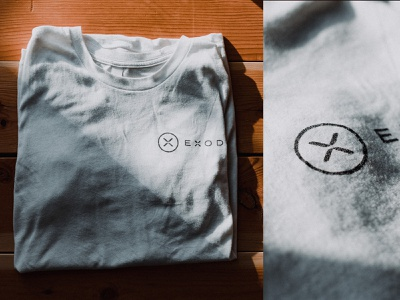 🔥Exodus Swag 🔥 apparel tshirt shirt supplement preworkout out work packaging x brand design bold minimal simple branding logo design