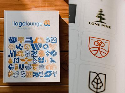 Logo Lounge | Book 12 print logo lounge lounge geometric brand design bold minimal logo design simple brand branding logo design